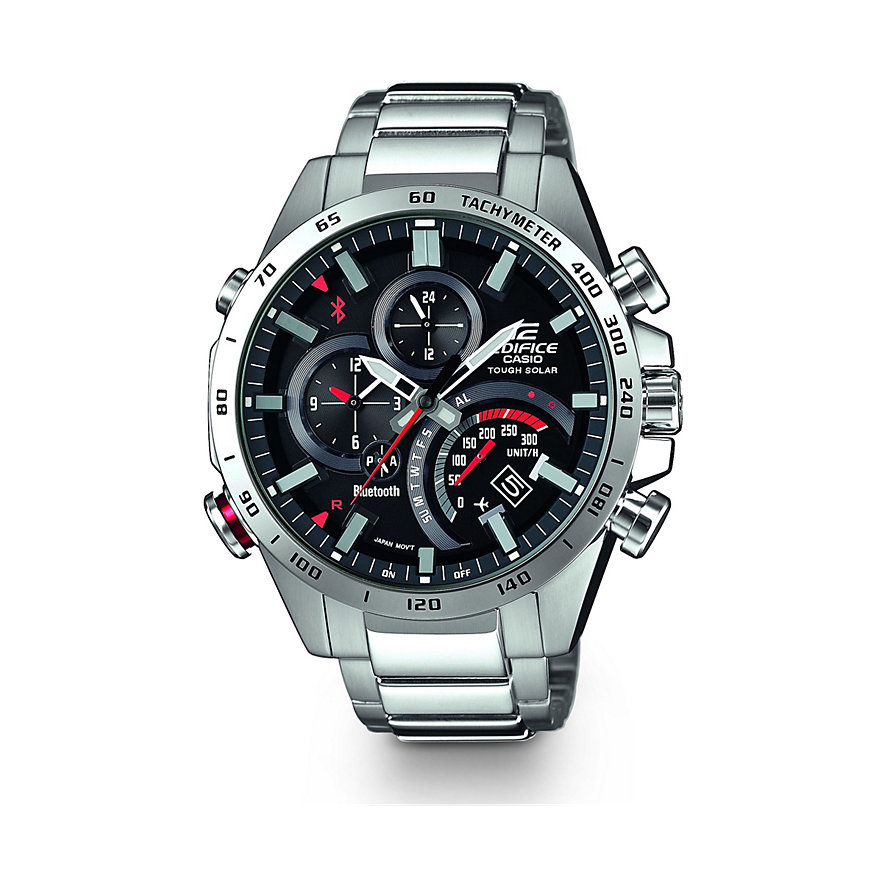 Casio Herrenuhr EDIFICE Bluetooth EQB-501XD-1AER