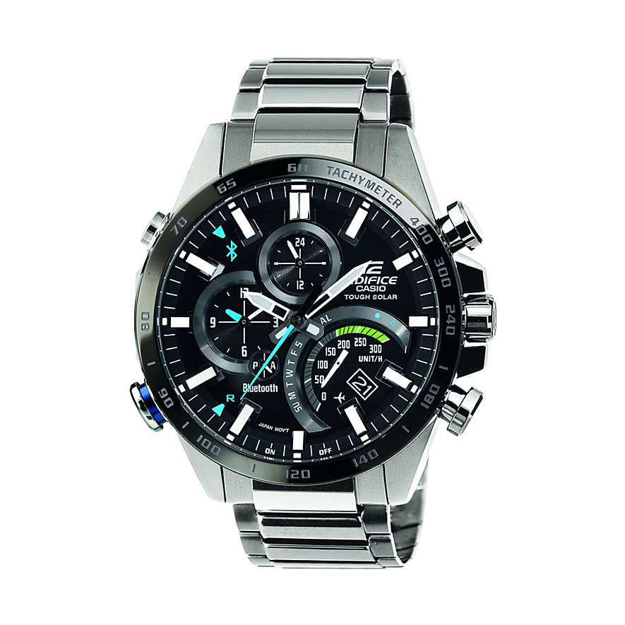 Casio Herrenuhr EDIFICE Bluetooth EQB-501XDB-1AMER