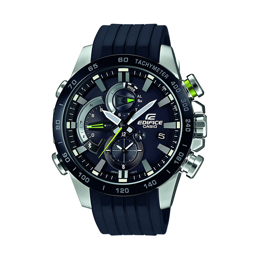 Casio Herrenuhr EDIFICE Bluetooth EQB-800BR-1AER