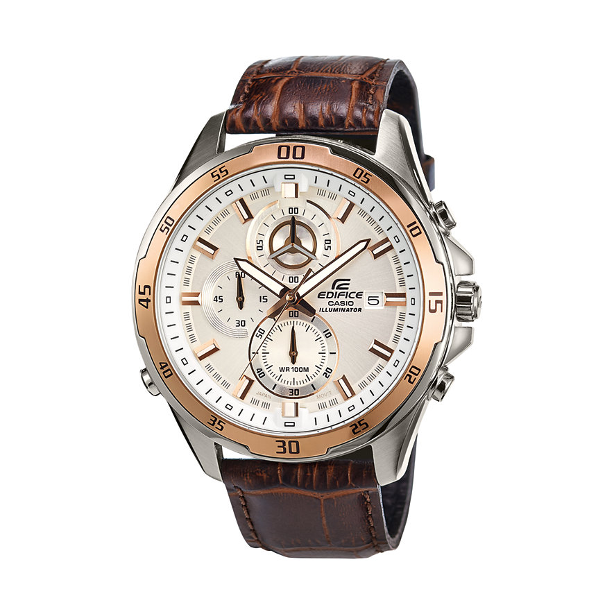 Casio Herrenuhr Edifice Classic EFR-547L-7AVUEF