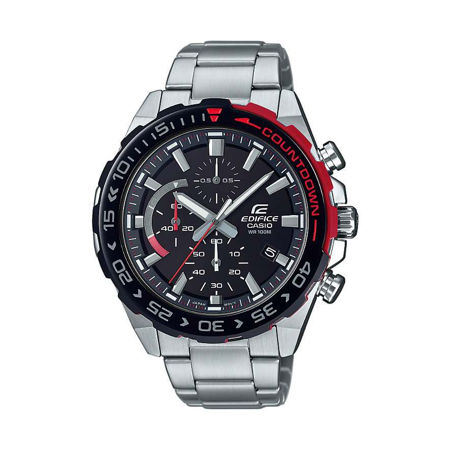 Casio Herrenuhr Edifice Classic EFR-566DB-1AVUEF