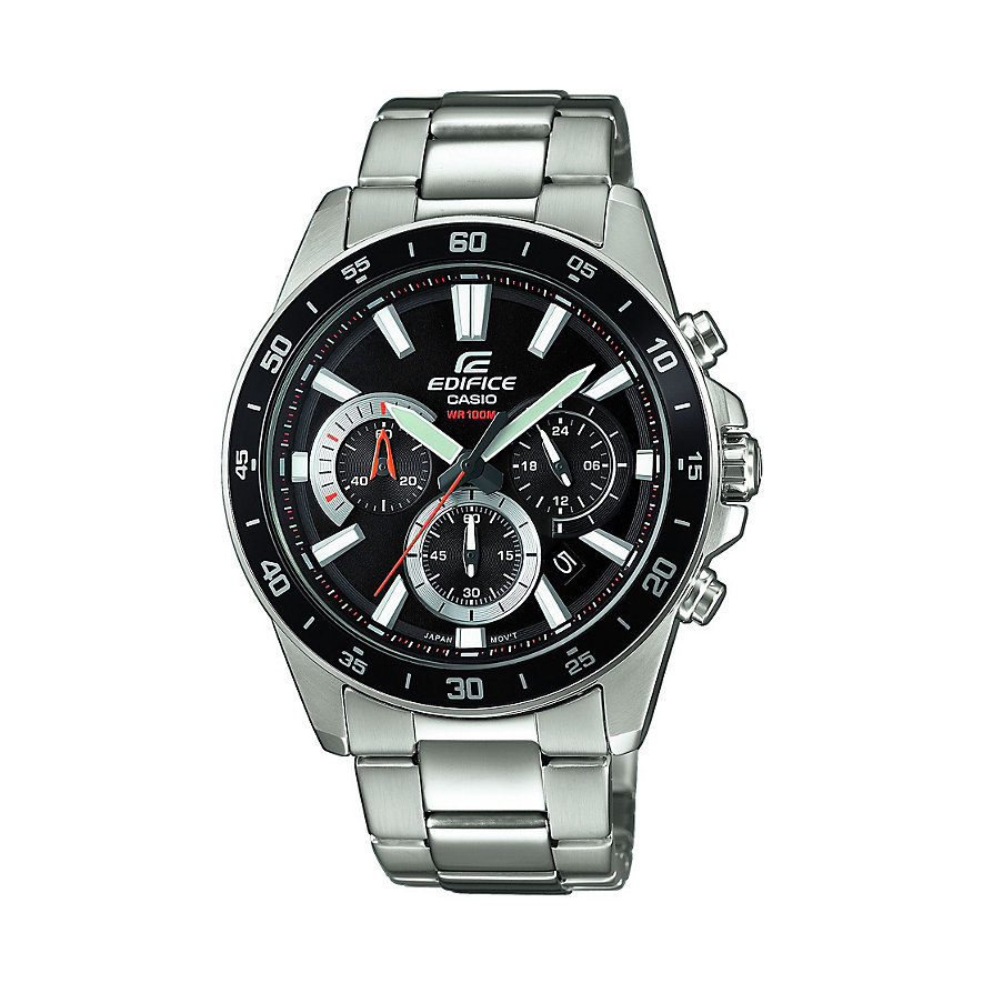 Casio Herrenuhr EDIFICE Classic EFV-570D-1AVUEF