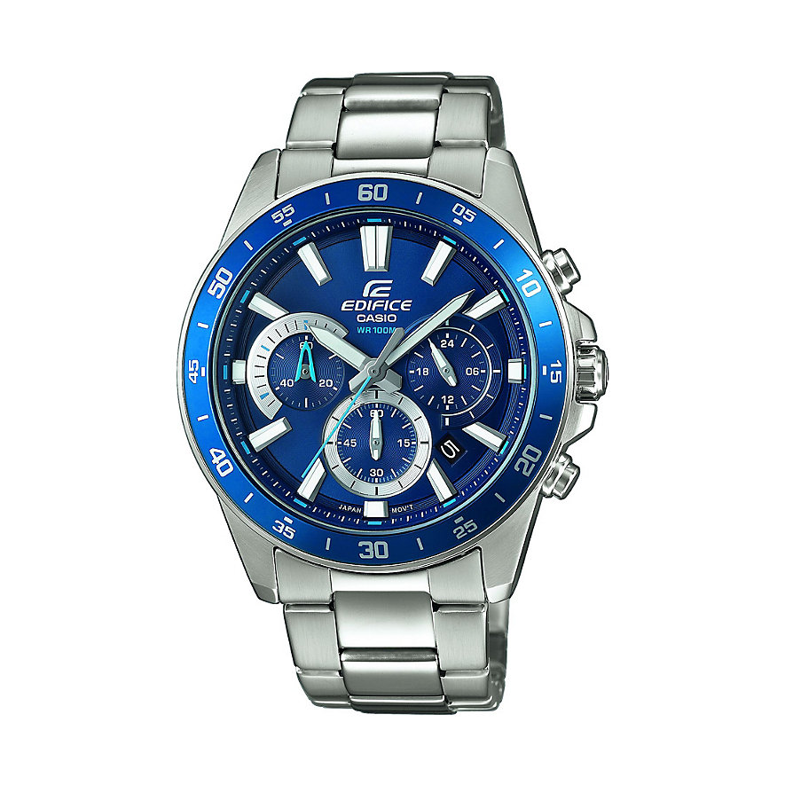 Casio Herrenuhr EDIFICE Classic EFV-570D-2AVUEF