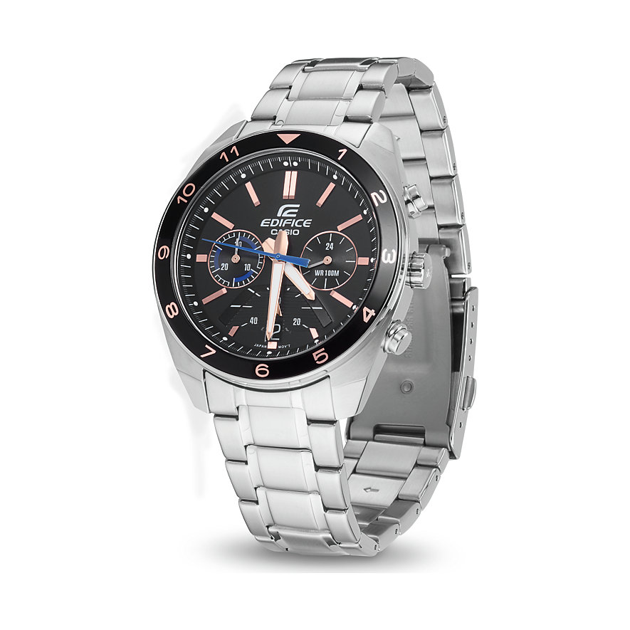 Casio Herrenuhr Edifice Classic EFV-590D-1AVUEF