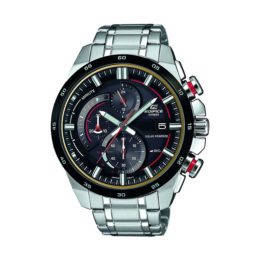 Casio Herrenuhr EDIFICE Premium EQS-600DB-1A4UEF