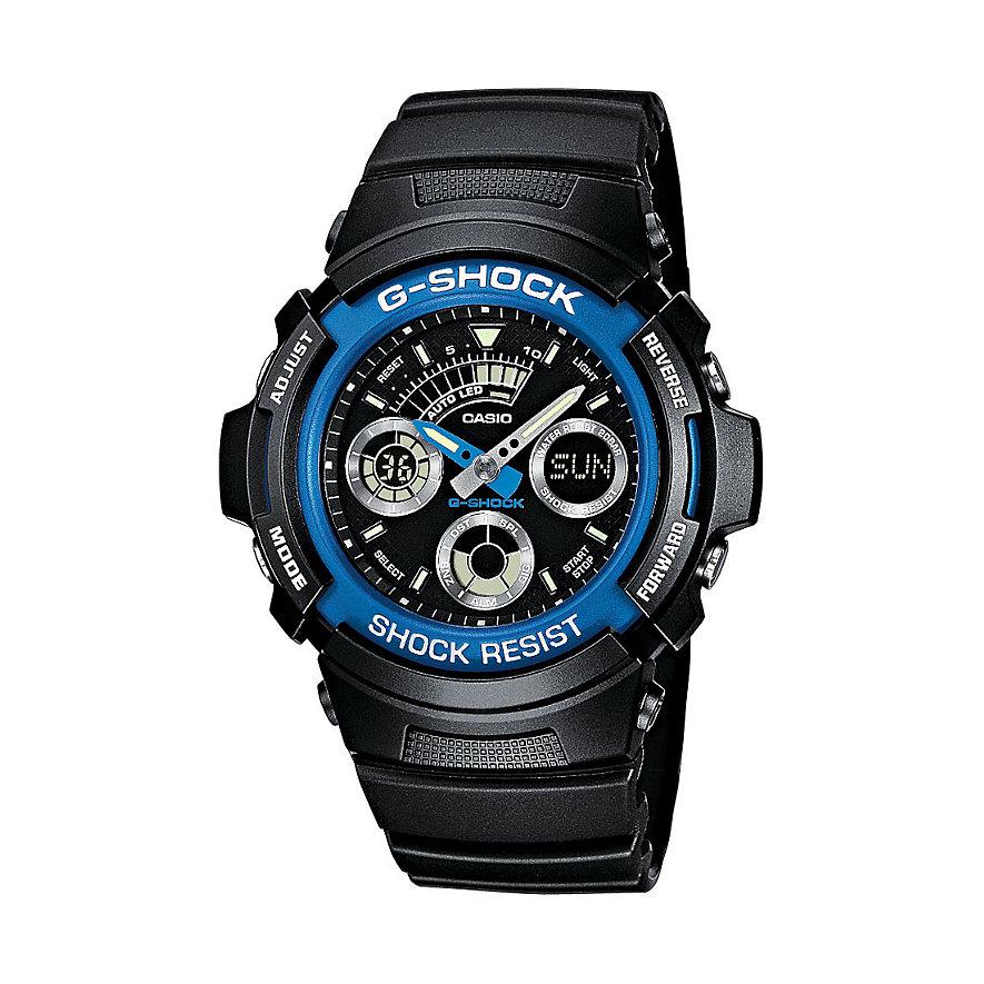 Casio Herrenuhr G-Shock Classic AW-591-2AER
