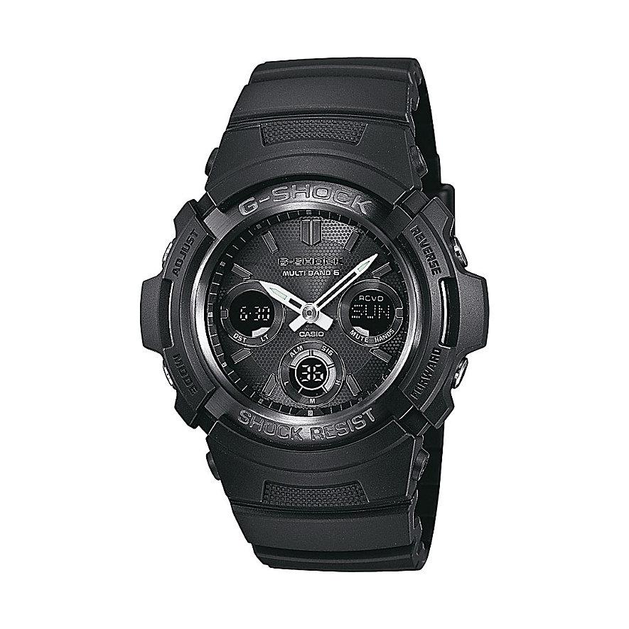 Casio Herrenuhr G-Shock Classic AWG-M100B-1AER