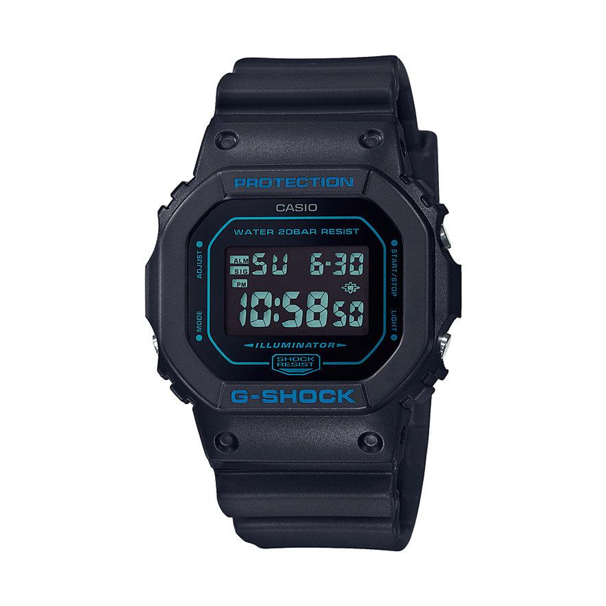 Casio Herrenuhr G-Shock Classic DW-5600BBM-1ER
