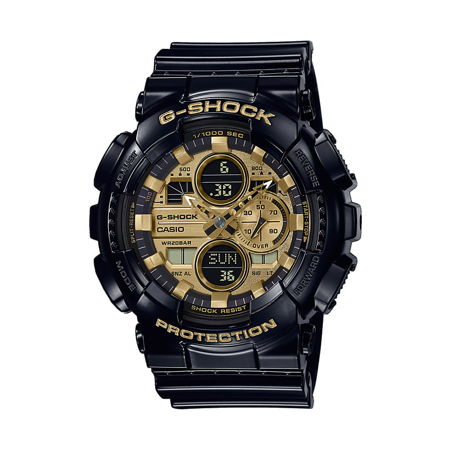 Casio Herrenuhr G-Shock Classic GA-140GB-1A1ER