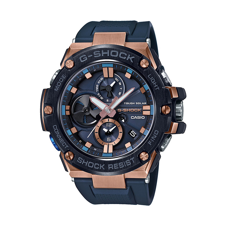 Casio Herrenuhr G-Shock G-Steel GST-B100G-2AER