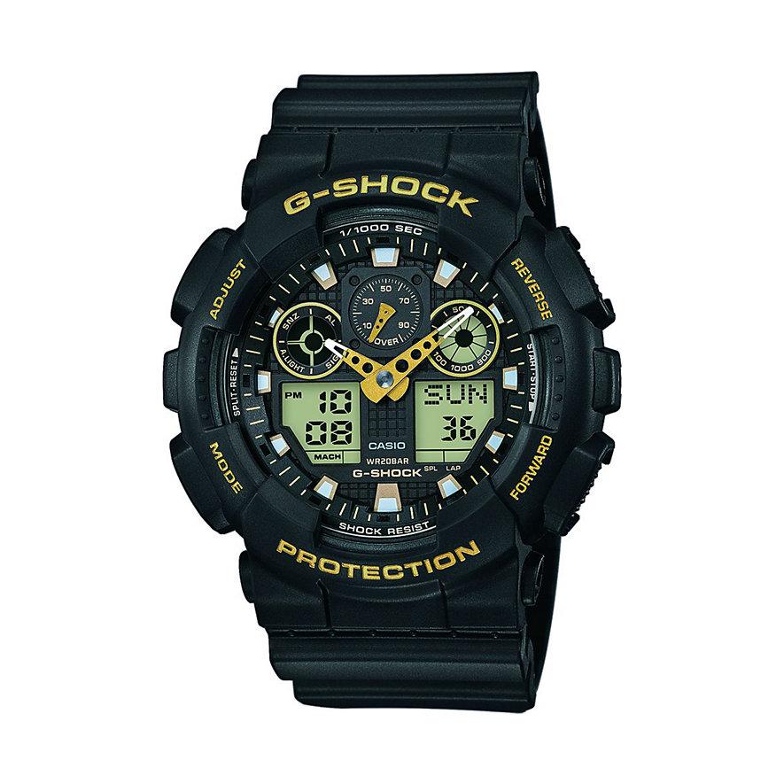 Casio Herrenuhr G-Shock GA-100GBX-1A9ER