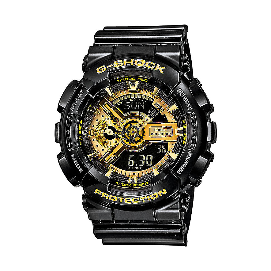 Casio Herrenuhr G-Shock GA-110GB-1AER