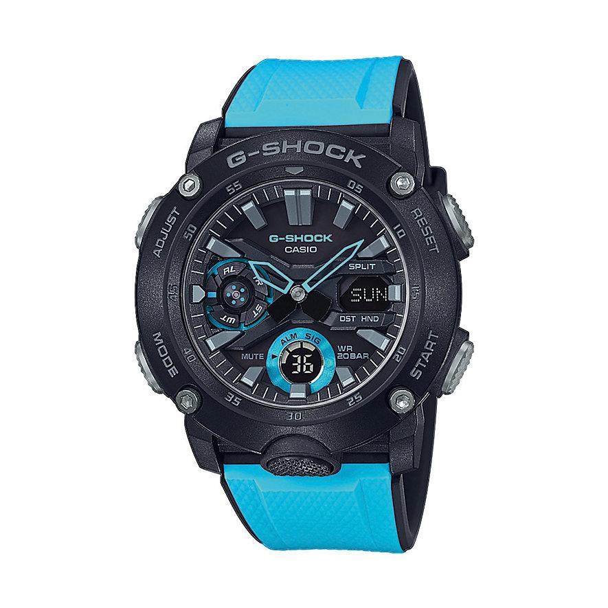 Casio Herrenuhr G-Shock GA-2000-1A2ER
