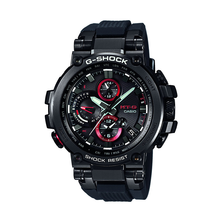 Casio Herrenuhr G-SHOCK MTG-B1000B-1AER