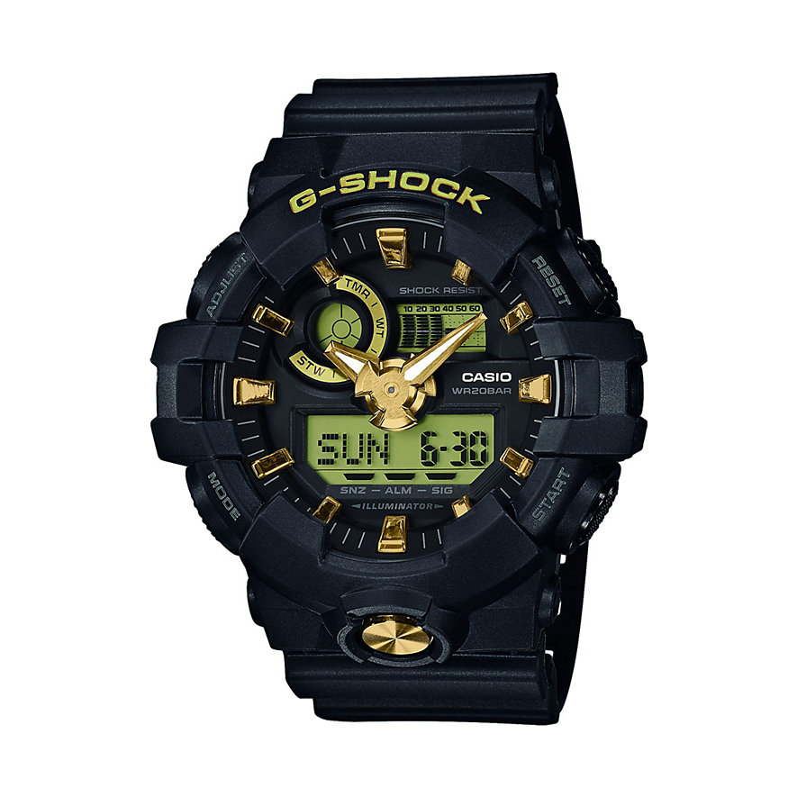 Casio Herrenuhr G-Shock Original GA-710B-1A9ER