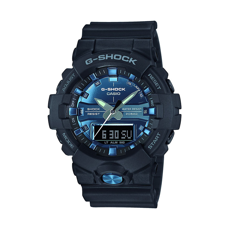 Casio Herrenuhr G-SHOCK Original GA-810MMB-1A2ER