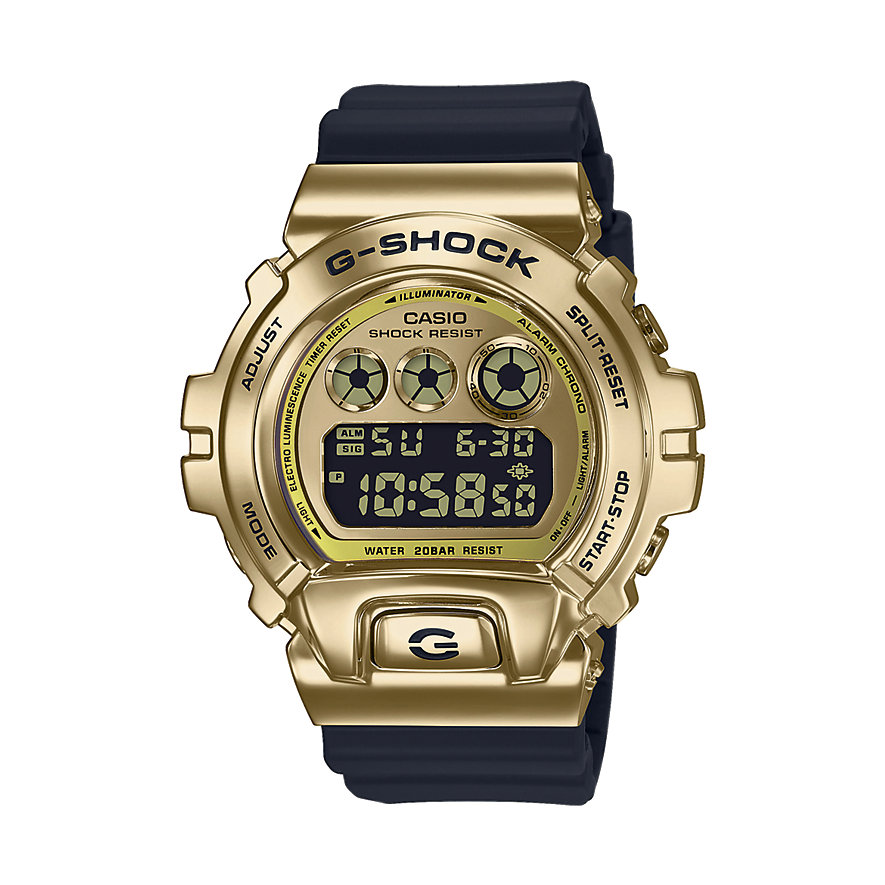 Casio Herrenuhr G-Shock Premium GM-6900G-9ER