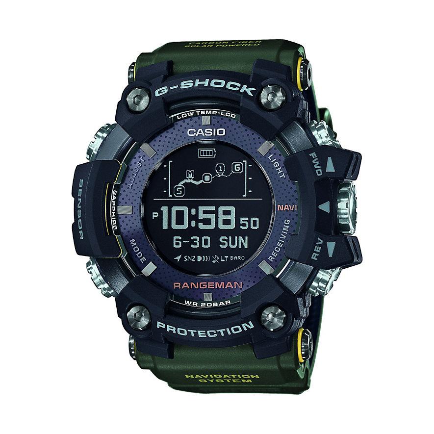 Casio Herrenuhr G-SHOCK Rangeman GPR-B1000-1BER