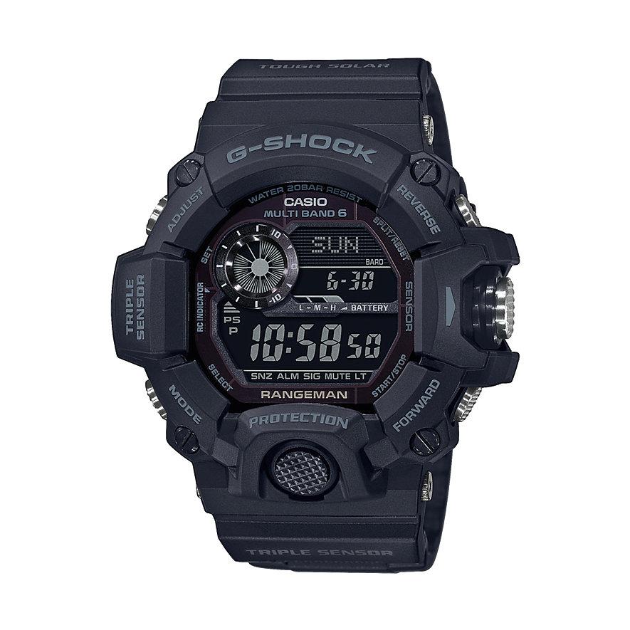 Casio Herrenuhr G-Shock Rangeman GW-9400-1BER