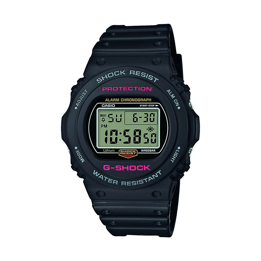 Casio Herrenuhr G-SHOCK Style Series DW-5750E-1ER
