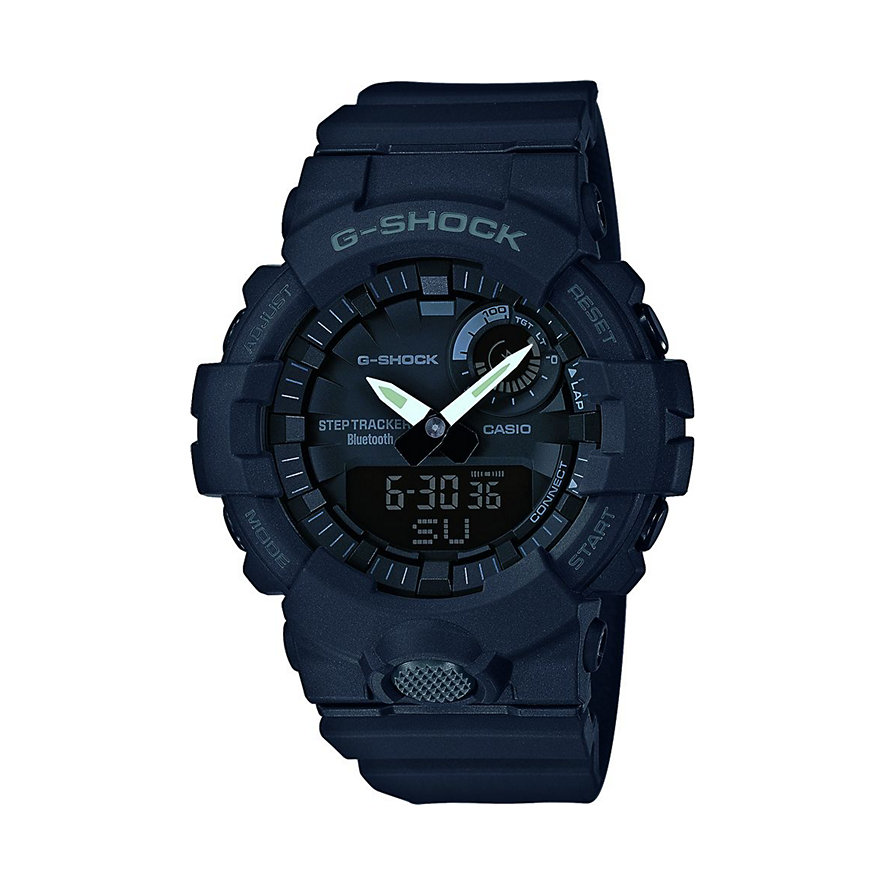 Casio Herrenuhr G-Shock Style Series GBA-800-1AER