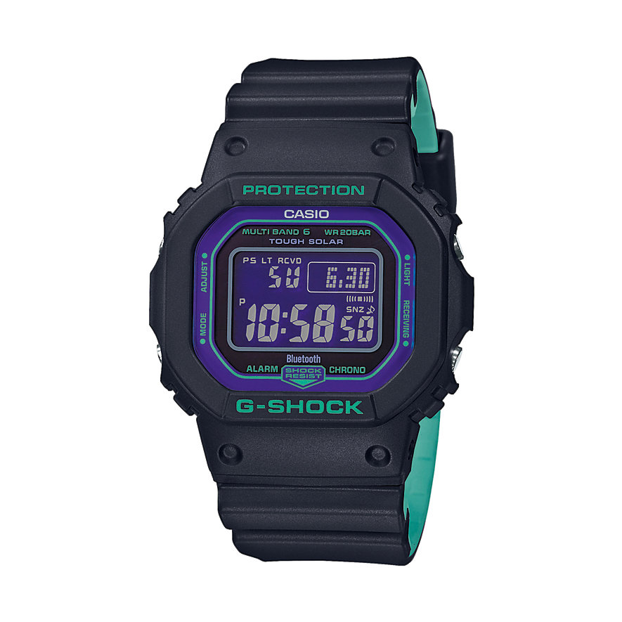 Casio Herrenuhr G-Shock The Origin GW-B5600BL-1ER