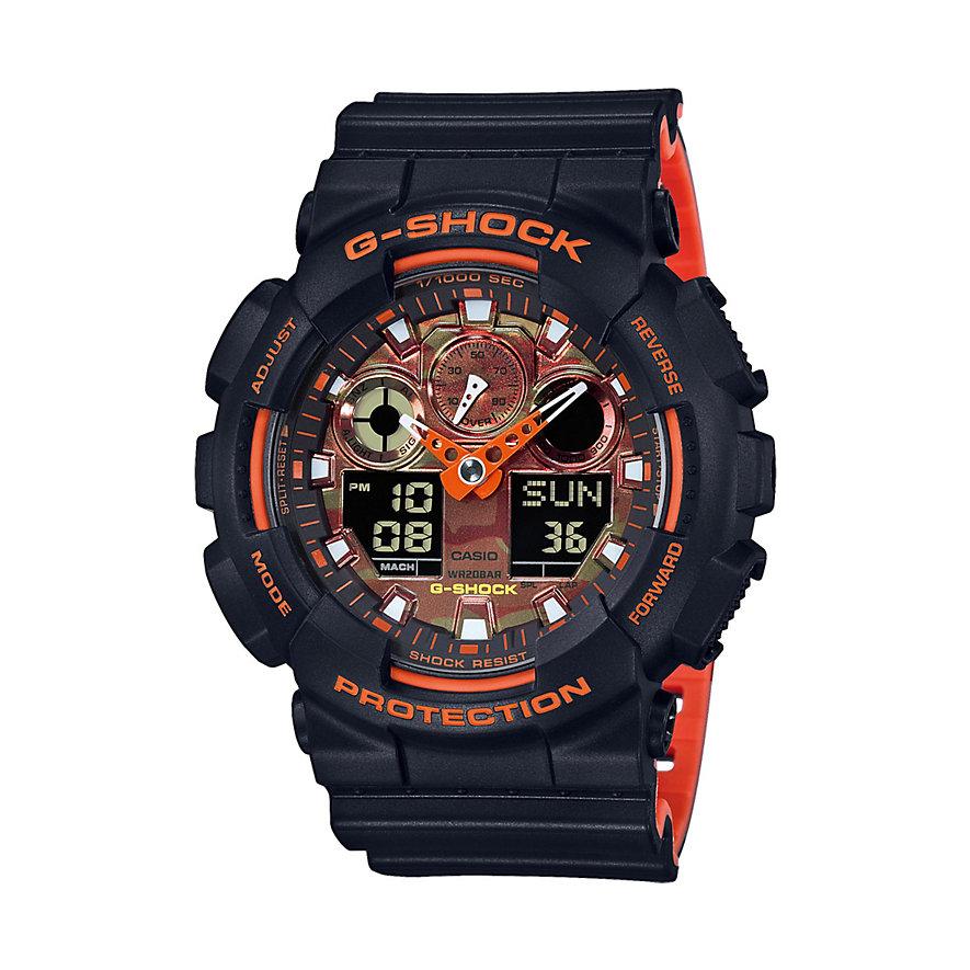 Casio Herrenuhr G-Shock Trending GA-100BR-1AER