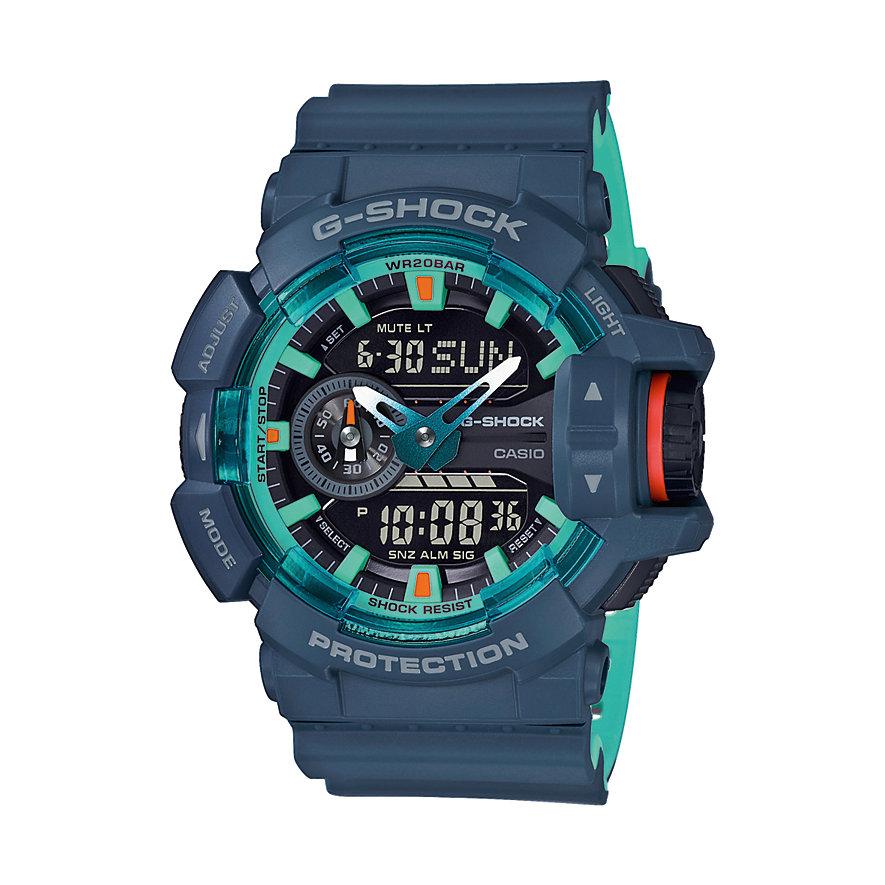 Casio Herrenuhr G-Shock Trending GA-400CC-2AER