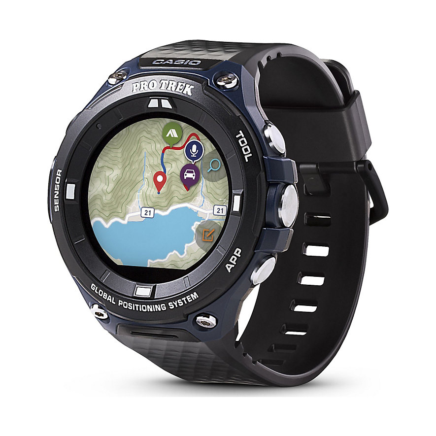 Casio Herrenuhr Pro Trek Smart WSD-F20A-BUAAE