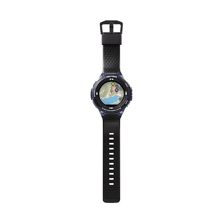 Casio Herrenuhr Pro Trek Smart WSD-F20A-BUAAE