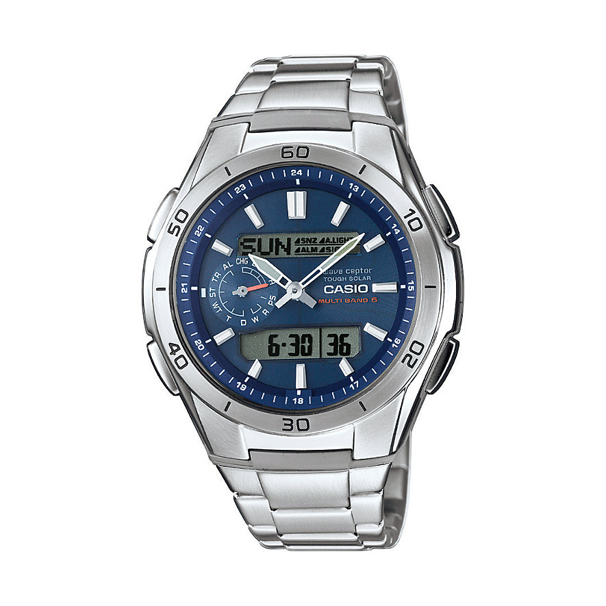 casio-herrenuhr-radio-controlled-wva-m650d-2aer, 169.00 EUR @ christ-de