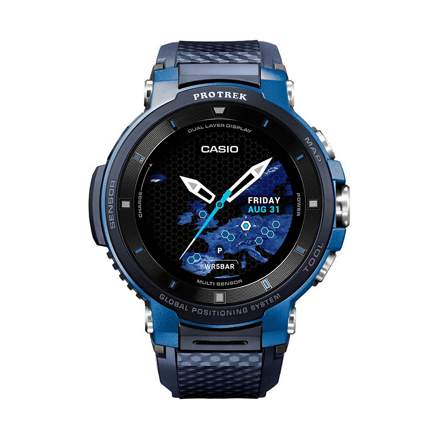 Casio Smartwatch Pro Trek Smart WSD-F30-BUCAE