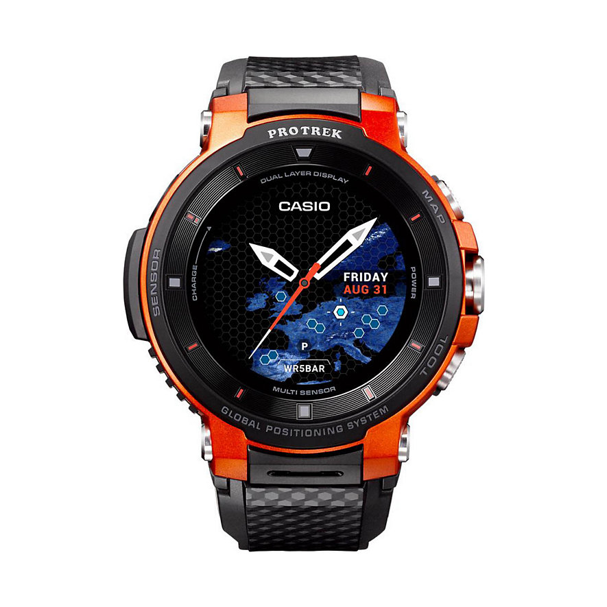 Casio Smartwatch Pro Trek Smart WSD-F30-RGBAE