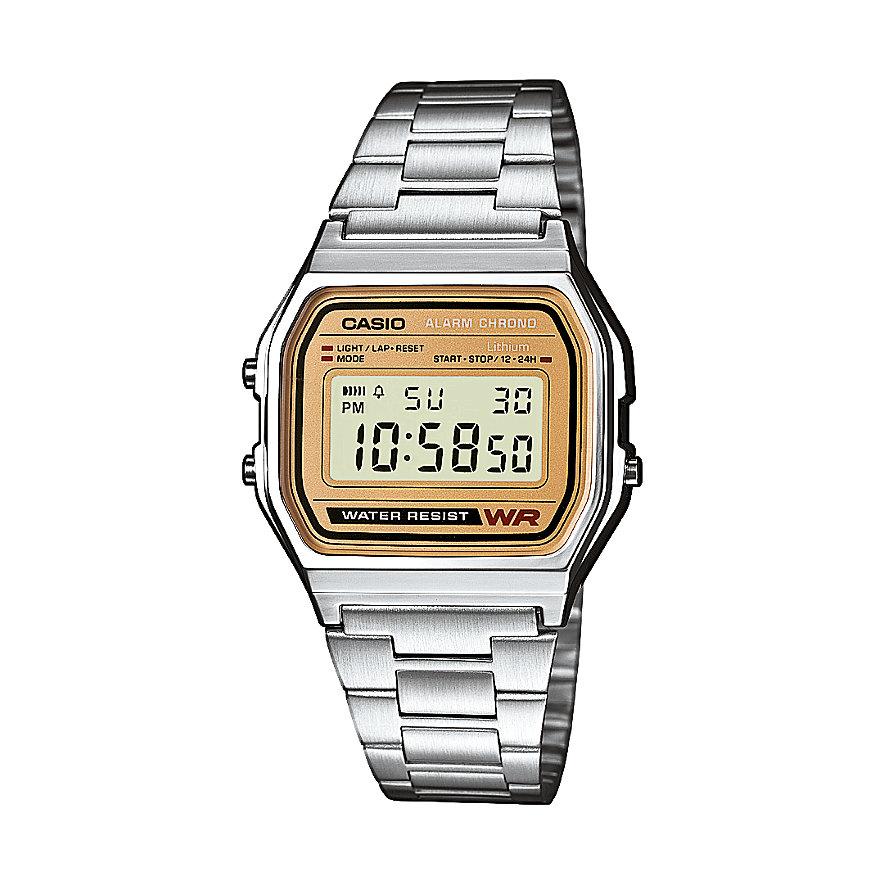 Casio Unisex horloge Vintage A158WEA-9EF
