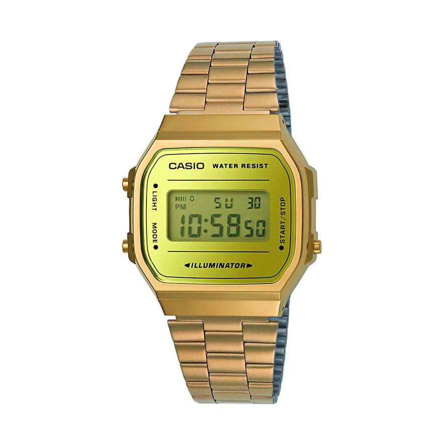Casio Unisex horloge Vintage A168WEGM-9EF