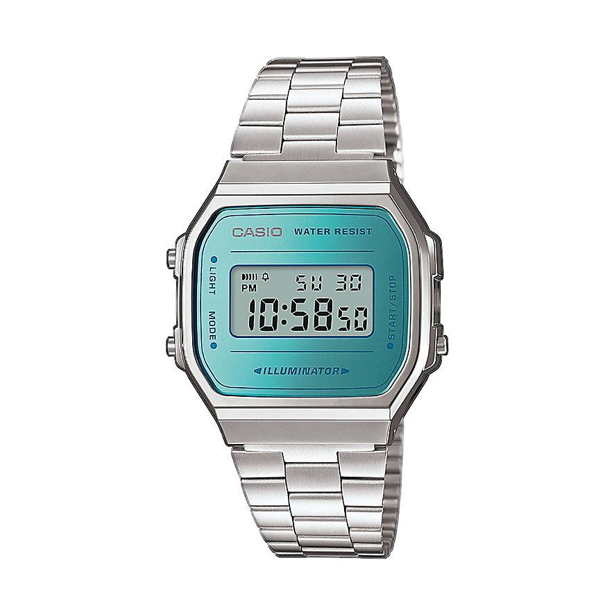 Casio Unisex horloge Vintage A168WEM-2EF