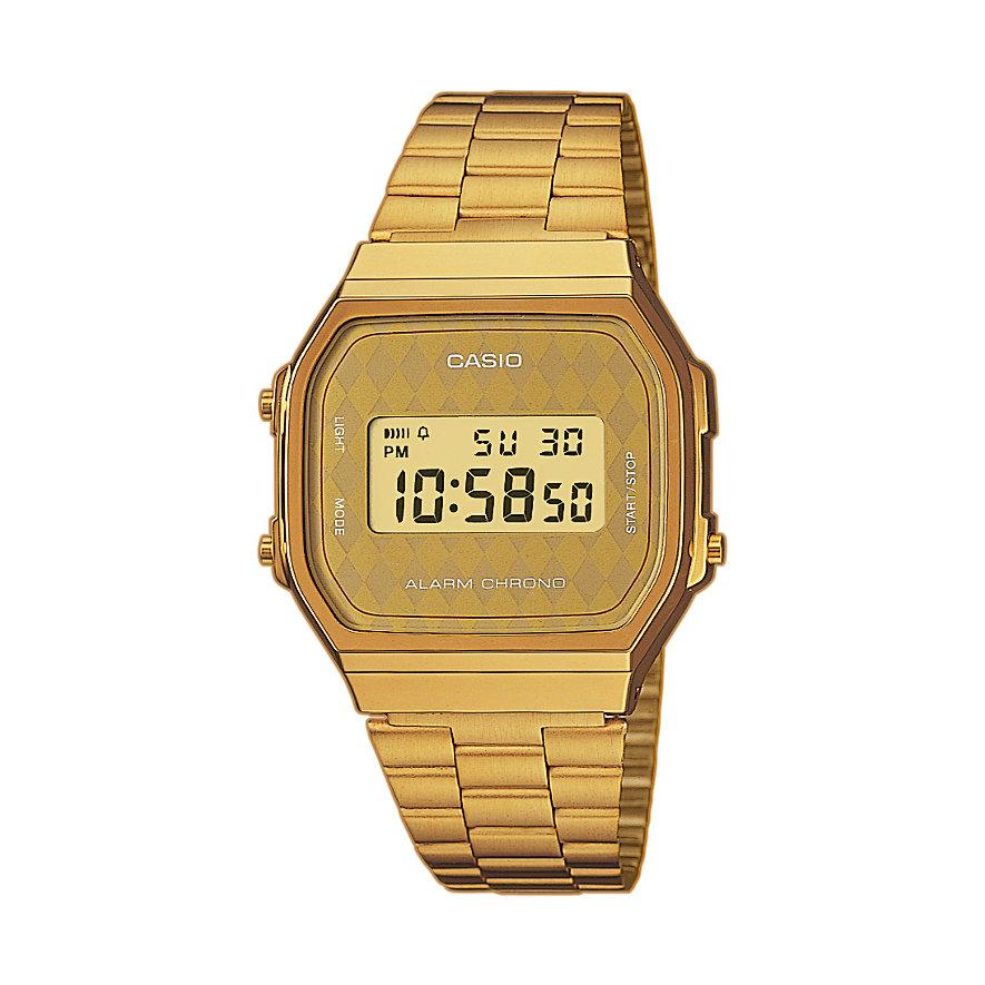 Casio Unisex horloge Vintage A168WG-9BWEF