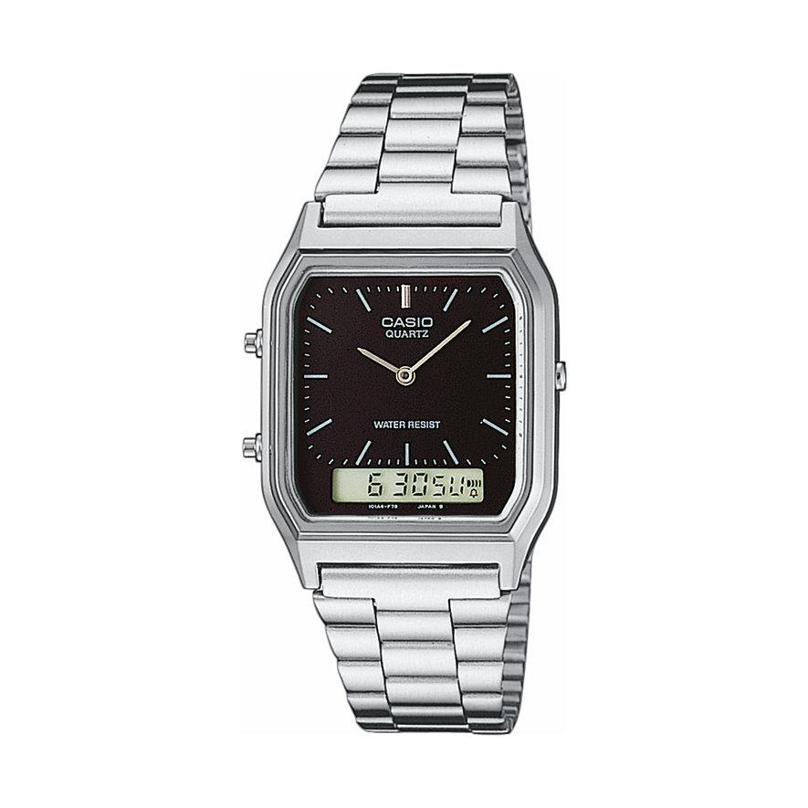 Casio Unisex horloge Vintage AQ-230A-1DMQYES