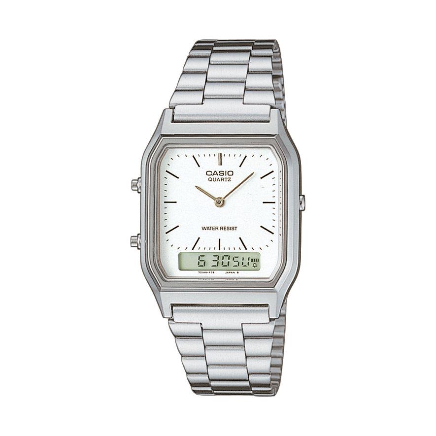 Casio Unisex horloge Vintage AQ-230A-7DMQYES
