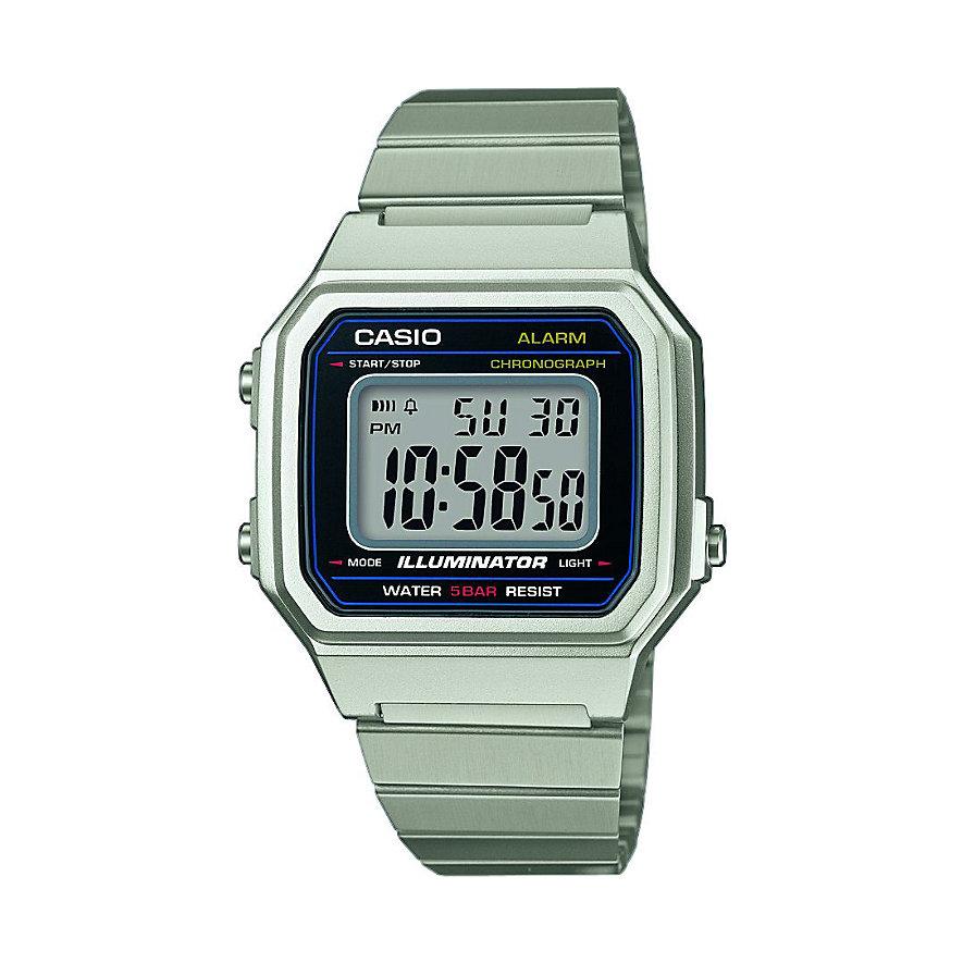 Casio Unisex horloge Vintage B650WD-1AEF