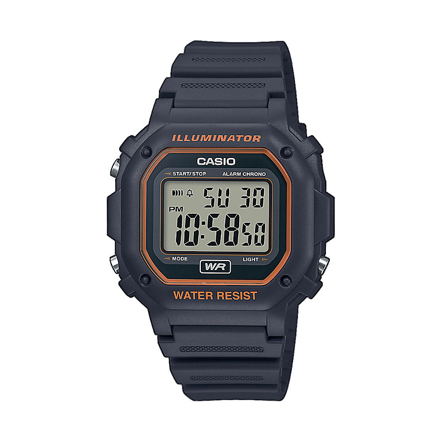Casio Unisexuhr Collection F-108WH-8A2EF