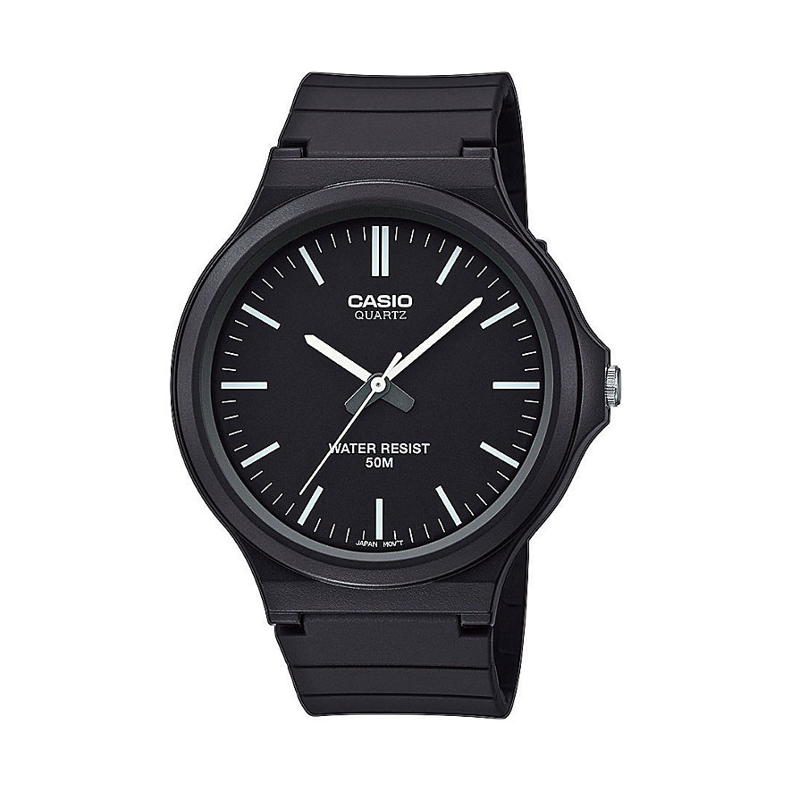Casio Unisexuhr Collection MW-240-1EVEF
