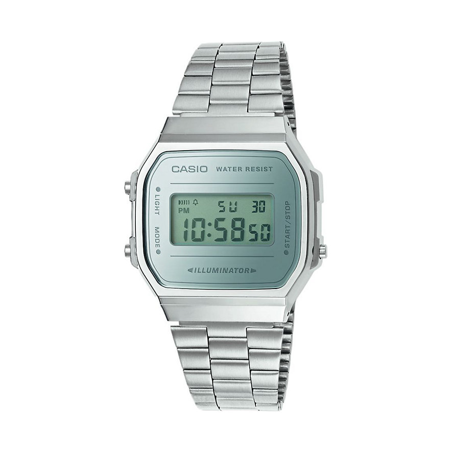 Casio Unisexuhr Collection Vintage A168WEM-7EF