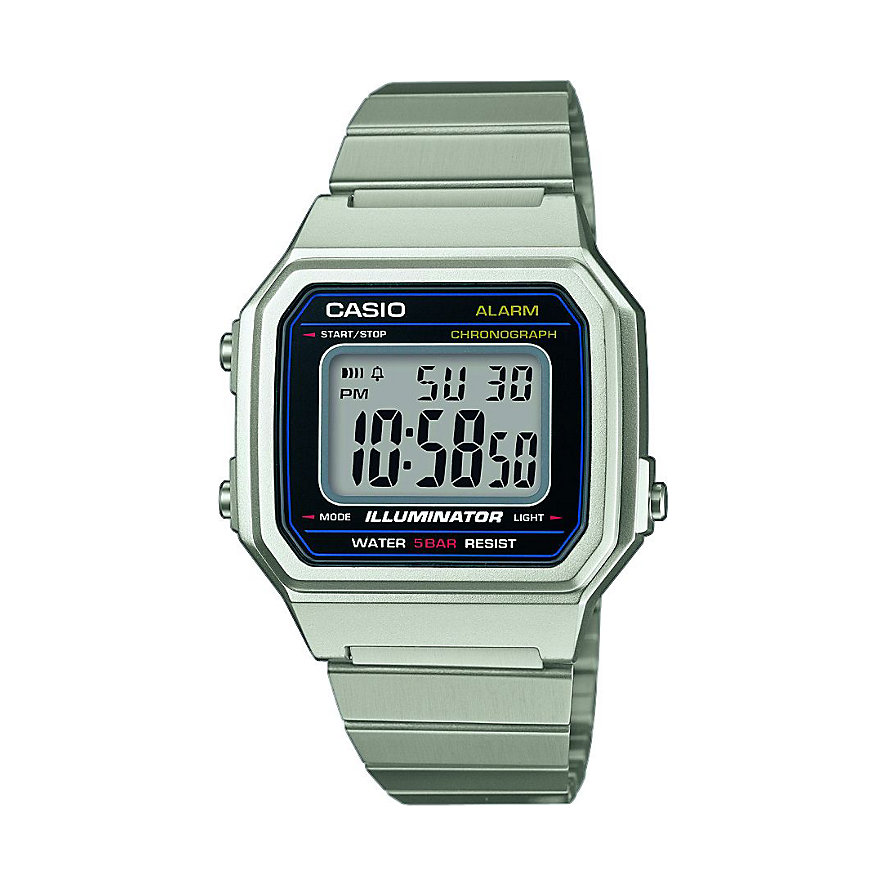 Casio Unisexuhr Collection Vintage B650WD-1AEF