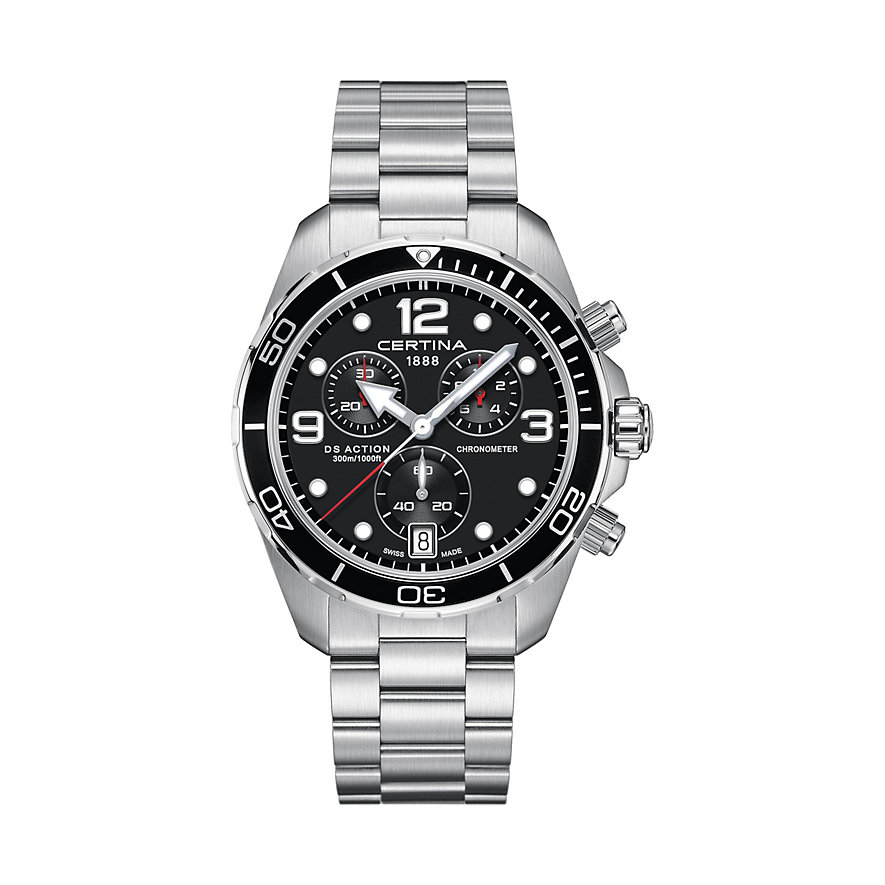 Certina Chronograph Aqua DS Action Chronograph COSC C0324341105700