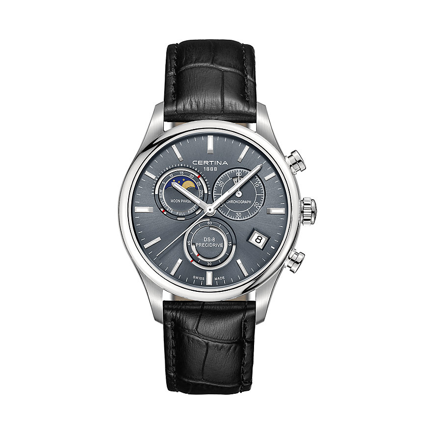 Certina Chronograph DS 8 Moon Phase C0334501635100