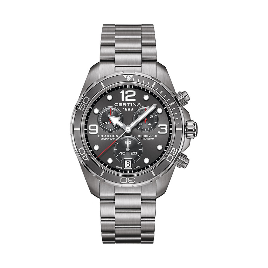 Certina Chronograph DS Action C0324344408700