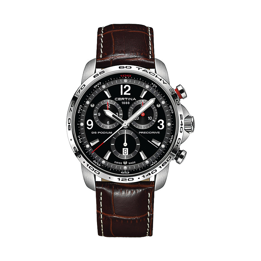 Certina Chronograph DS Podium Big Size