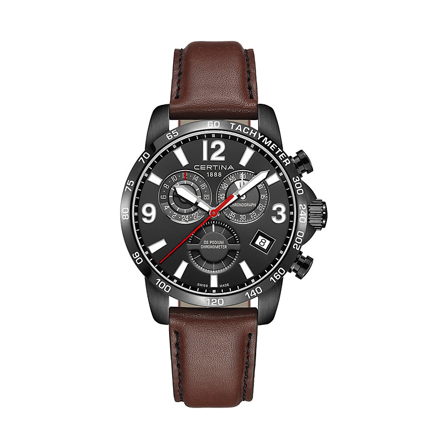 Certina Chronograph DS Podium Chronograph GMT C0346543605700