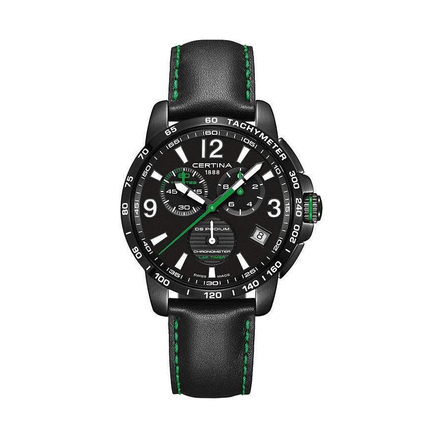 Certina Chronograph Sport C0344533605702